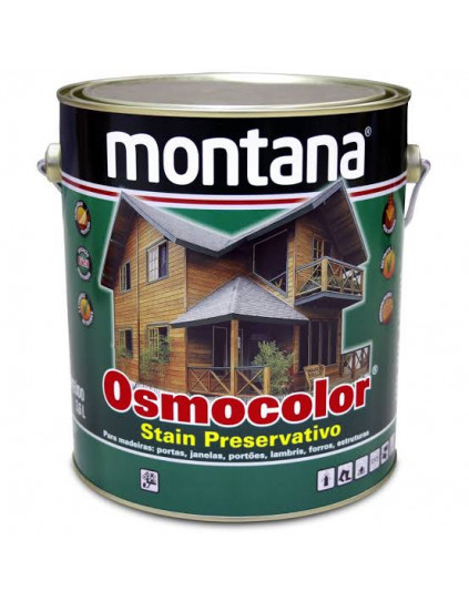 STAIN NATURAL OSMOCOLOR UV GOLD - MONTANA 0,9L