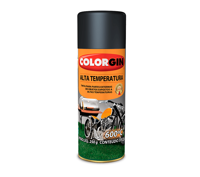 Spray Alta Temperatura - Colorgin