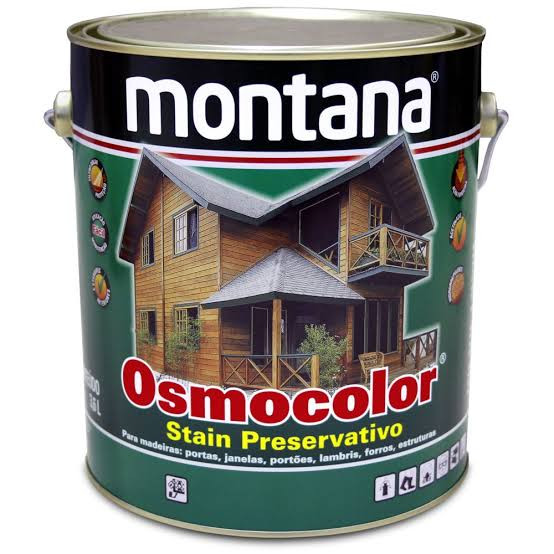 Stain Osmocolor Uv Gold Natural - Montana 0,9L